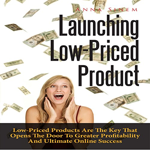 Launching Low-Priced Product audiobook cover art