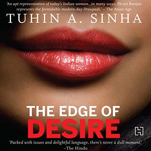 The Edge of Desire cover art