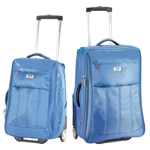 Ghepard 2 trolley valigie, Next S.L., set 2 trolley voli low cost da viaggio light
