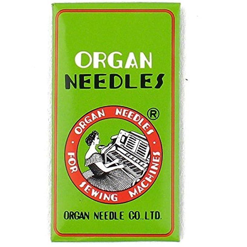 Organ HL X 5 Needles for Juki TL2000QI, TL2010Q, TL98 Series , Janome 1600P and Janome 1600P-QC Machines Size 90/14 wdmd925852161220