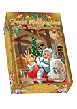 """Handelshaus Huber-Kölle """"Frohe Weihnachten"""" Bierdosen-Adventskalender"""