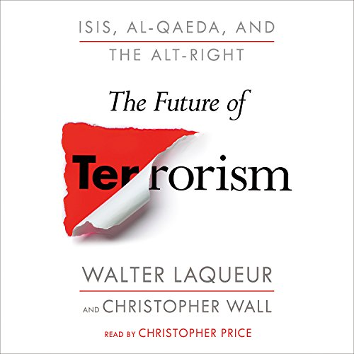 The Future of Terrorism audiobook cover art
