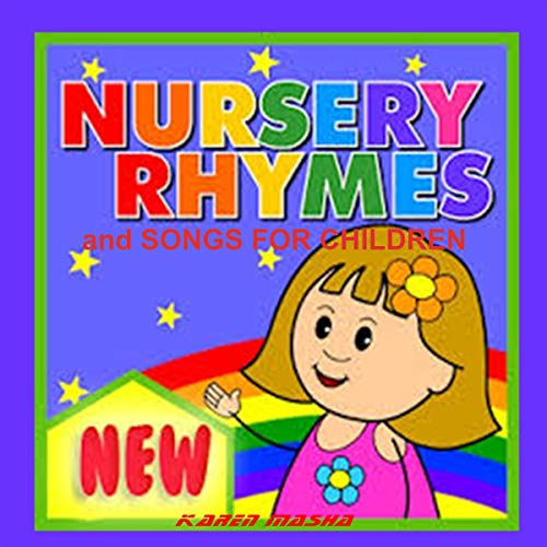 Nursery Rhymes and Songs for Children  By  cover art