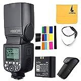Godox V860II-C TTL HSS 1/8000 para Canon