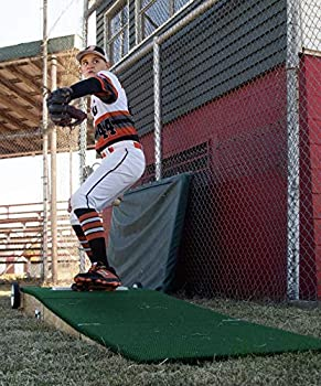 8  Intermediate Portable Pitching Mound! Playable Portable Affordable!