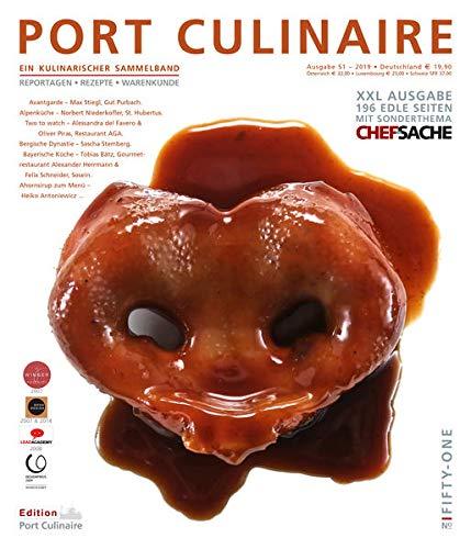 PORT CULINAIRE NO. FIFTY-One: Ein kulinarischer Sammelband
