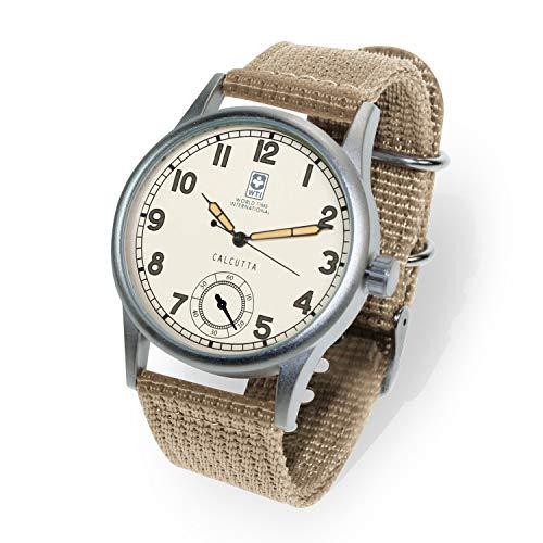 Reloj Vintage de la Segunda Guerra Mundial - Ejercito Indio Británico