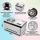 Immagine 1 mvpower gelatiera 2l macchina del
