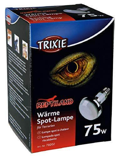 Trixie 76002 Wärme-Spotlampe, ø 80 × 108 mm, 75 W