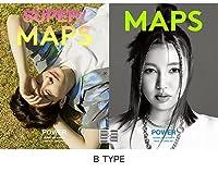 韓国雑誌 MAPS(マップス) 2021年 6月号 (GOT7のヨンジェ&ソン・ガイン表紙 B TYPE/DAY6のJae、宇宙少女のボナ&ソラ&EXY&ウンソ、イ・シウ記事) ★★Kstargate限定★★