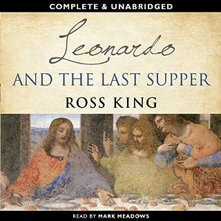 Leonardo and the Last Supper audiobook cover art
