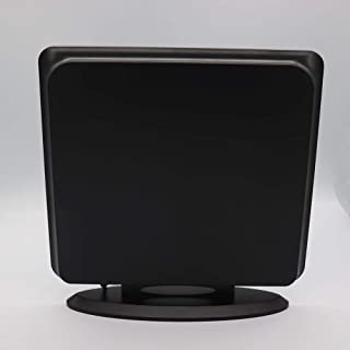 HDTV Antenna Indoor Digital TV Antenna 120 Miles Range with Newset Amplifier Signal Booster - 4K Local Channels Broadcast for All Types of Smart Television - Updated 2019 Version