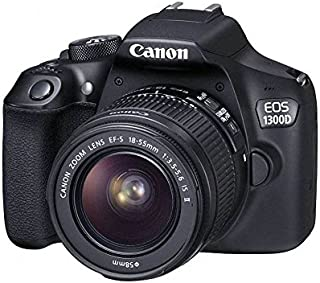Canon EOS 1300d 18-55mm IS II Wi-Fi® DSLR Fotoğraf Makinesi