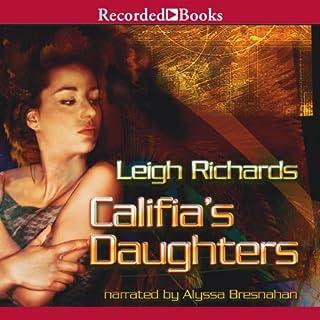 Califia's Daughters audiobook cover art