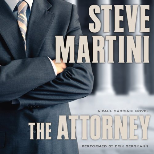The Attorney: Paul Madriani, Book 5