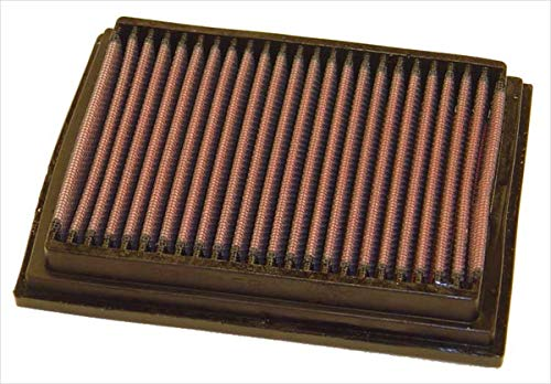 K&N 33-2159 Motorluftfilter: Hochleistung, Prämie, Abwaschbar, Ersatzfilter, Erhöhte Leistung, 1999-2005 (Lupo, Polo, Golf IV, Arosa, Cordoba, II, Ibiza III)