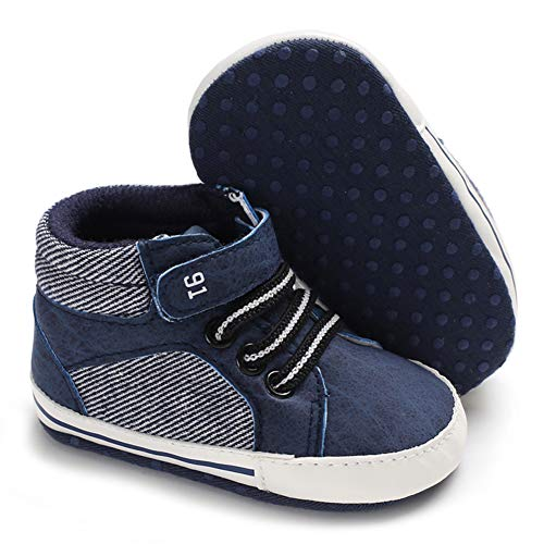 Infant High Top Shoes