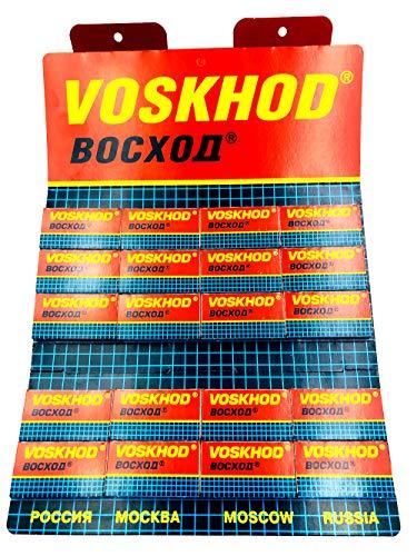 100 Voskhod Rasierklingen