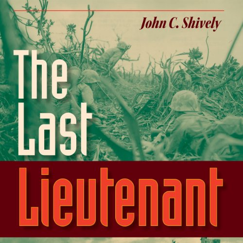 The Last Lieutenant audiobook cover art