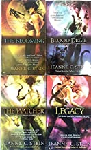 Anna Strong Chronicles 1-4 (The Becoming, Blood Drive, THe Watcher, & Legacy)