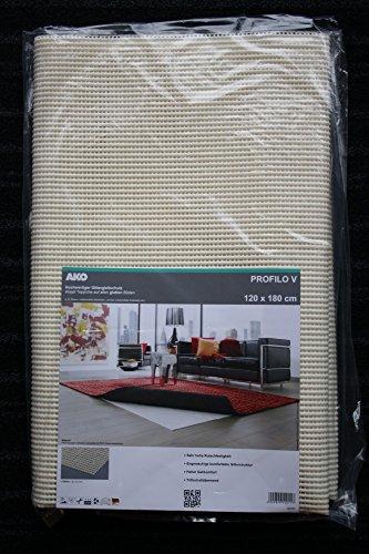 AKO Teppichunterlage PROFILO V in 60 x 120 cm