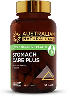 Australian Naturalcare Stomach Care Plus Tablets, 90 Count