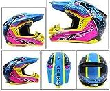 Dgtyui Fodera in maglia da motocross racing fodera morbida traspirante ad assorbimento rapido dell'umidità sistema di ventilazione superiore per indossare tutto il giorno - 1 XL