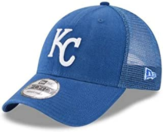 New Era MLB Kansas City Royals Trucker 9Forty Adjustable Baseball Hat 11591204