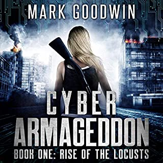 Rise of the Locusts audiobook cover art
