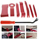 Micro Traders Trim Removal Tool 8 Pack Car Auto Door Panel Remove Tool Kit Strong Nylon Pry Tools