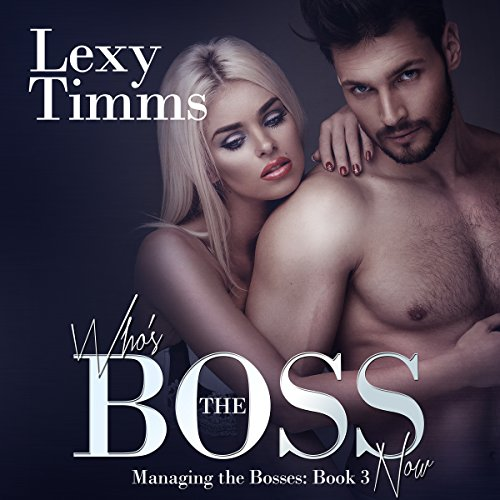 Who's the Boss Now audiobook cover art