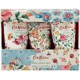 Cath Kidston Cottage Patchwork Crema de Manos Trio Caja de Regalo Tamaño Viaje, 3 x 30 ml