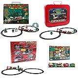 Juego De Juguetes De Tren De Navidad, Juego De Tren Eléctrico con Luz Y Sonidos, Alrededor del Árbol De Navidad, Los Mejores Niños, Niñas Y Niños