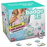 bandai- machine badge it macchina per creare hobby creativi-35400, 35400