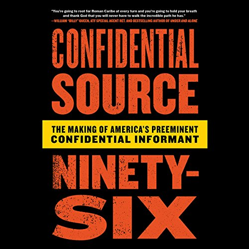 Confidential Source Ninety-Six audiobook cover art