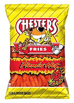Chester s Hot Fries 103.5 Ounce  Pack of 18