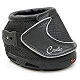 Cavallo Sport Slim Boot for Horses - Sold as Pair - Size 2 - Black