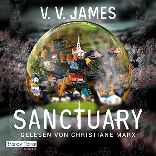 Sanctuary (German edition) cover art