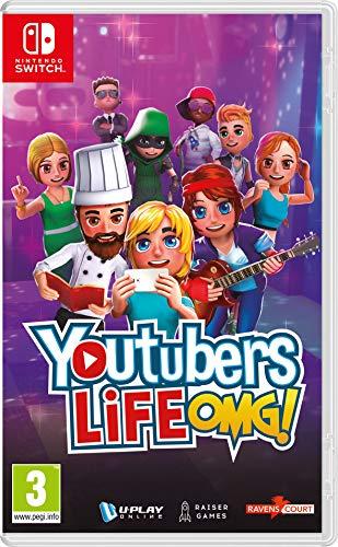 YouTubers Life OMG! (Nintendo Switch)