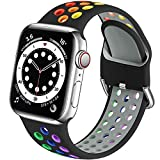 Muranne Compatible with Apple Watch Band 44mm 42mm...