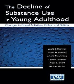 The Decline of Substance Use in Young Adulthood: Changes in Social Activities, Roles, and Beliefs (Research Monographs in Adolescence Series)