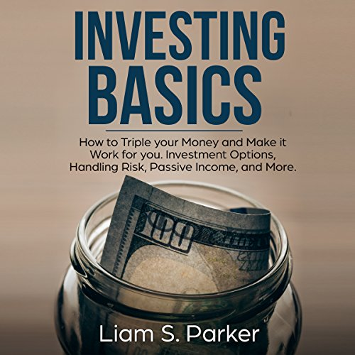Investing Basics audiobook cover art