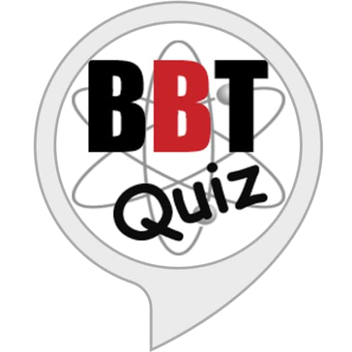 Big Bang Theory Quiz Extended