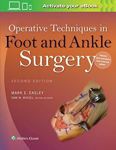 Compare Textbook Prices for Operative Techniques in Foot and Ankle Surgery Second Edition ISBN 9781451193688 by Easley MD, Mark E.,Wiesel MD, Sam W.