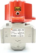 SMC VHS20-N02-RZ Lock Out Valve 15-150PSI 1/4IN NPT D618966