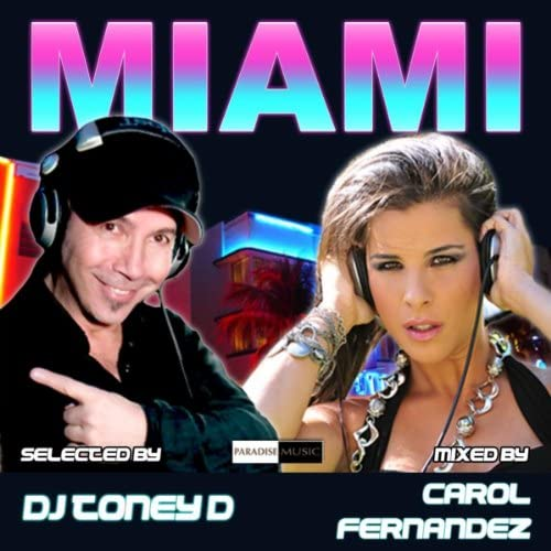 Carol Fernandez & DJ Toney D