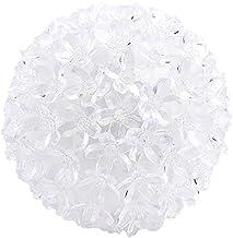 Led-lichtbol kersenbloesem, Ø 14 cm, warm wit, met 100 ledlampjes, netvoeding, lichtbal, raamdecoratie, kamerdecoratie voo...