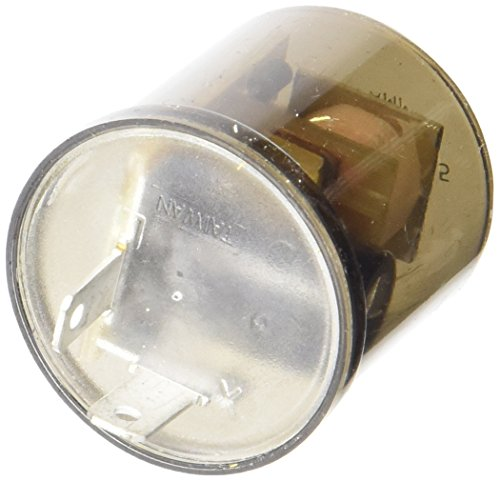 HELLA 961553151 12V Round 2-Pin Flasher