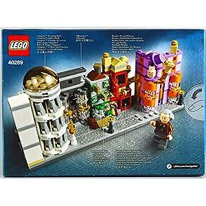 Amazon.co.jp - LEGO Harry Potter Diagon Alley 40289 (ダイアゴン横丁)