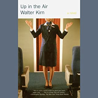 Up in the Air audiobook cover art